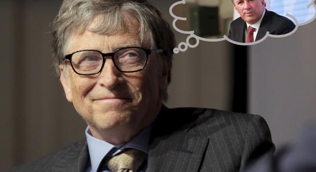Bill Gates votaria por Meade